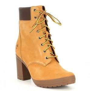 Timberland Camdale Leader Block Heel Boots